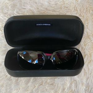 Dolce & Gabbana Polarized Sunglasses